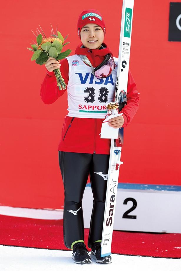 スキージャンプ女子・高梨沙羅