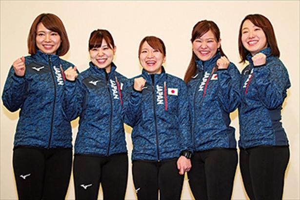 カーリング女子日本代表は北海道の「LS北見」