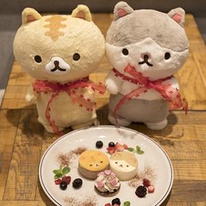 「ころころコロニャ」コラボカフェに行ってみた! キュートなバレンタインデーメニューを召し上がれ