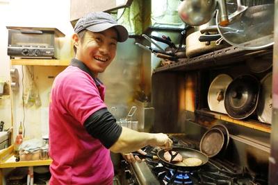 いつも笑顔が素敵なオーナーの寺川裕之さん