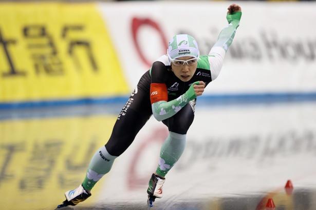 【写真を見る】金メダルが期待される小平奈緒選手
