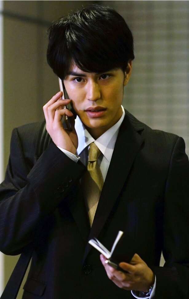 「ミッドナイト・ジャーナル 消えた誘拐犯を追え!七年目の真実」でドラマ初出演となる寛 一 郎