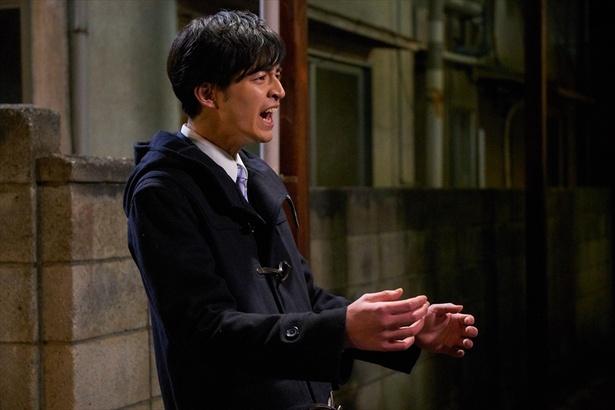奈緒美の福岡支社転勤発表により落ち込む富雄だったが…