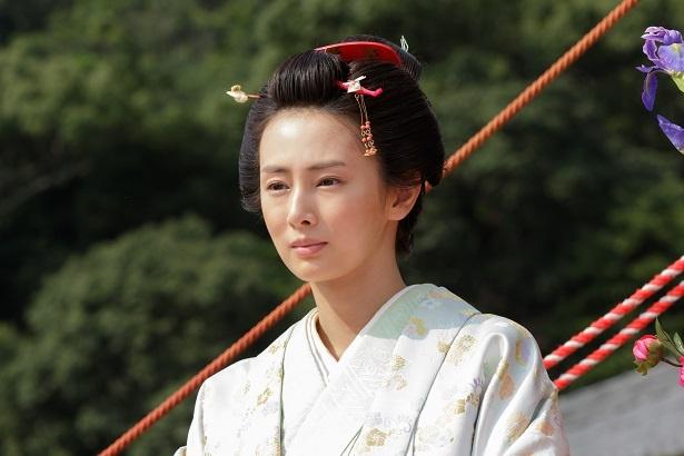大河ドラマ初出演の北川景子は、「西郷どん」で於一(篤姫)を演じる