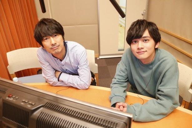 眞島秀和&北村匠海は第4話の副音声企画に登場
