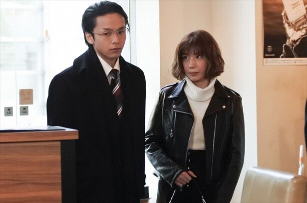 「ホリデイラブ」3話シーン写真