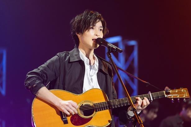 dTVの音楽番組「FHIT MUSIC♪」第4弾は阪本奨悟