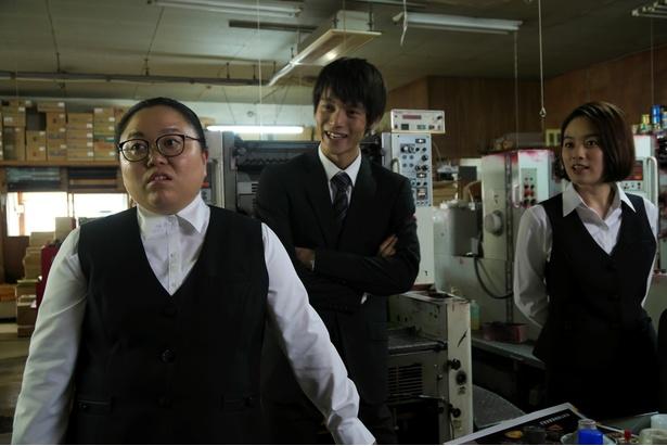 【写真を見る】窪田正孝をめぐり、江上敬子と筧美和子が恋のライバルに!?