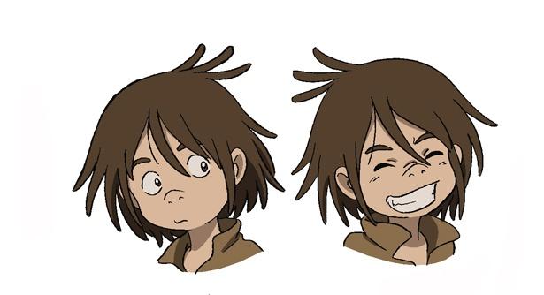 サチオ(CV:村瀬迪与)は、メカやコンピューターに精通している