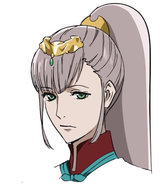 """""""ネオ翔龍を統べる姫""""セシル・スー(CV:茅野愛衣)は、「翔龍クライシス」によって死亡した父親に代わり、ネオ翔龍の市長に就任した若き才女"""