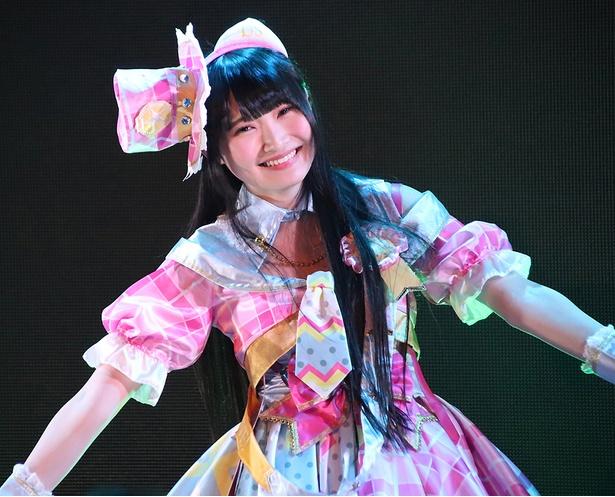 虹のコンキスタドール・みゆちゃん(片岡未優)が19歳の誕生日を迎え、生誕イベントを行った