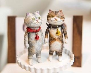 ネコ好き必見!飼い主も絶賛の「100匹のどやねこ展 in 東京」