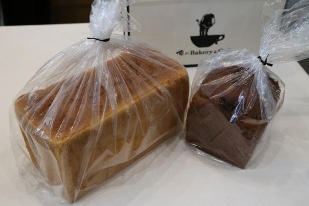 「チョコレートとオレンジピール」はお台場パン祭りのために製作された限定商品