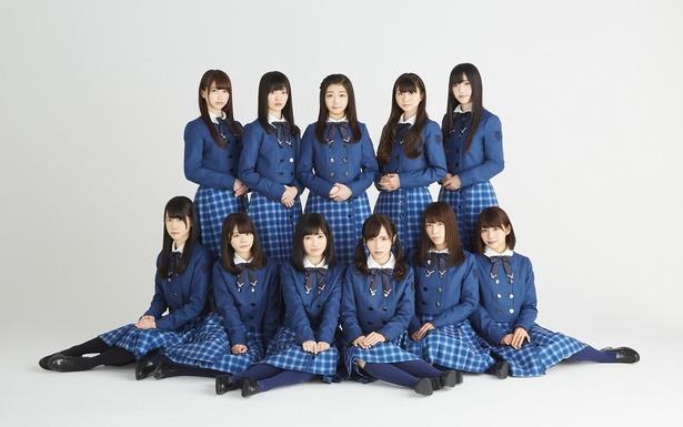 デジタル声優アイドル・22/7(ナナブンノニジュウニ)が「AJ Night 2018」に出演する