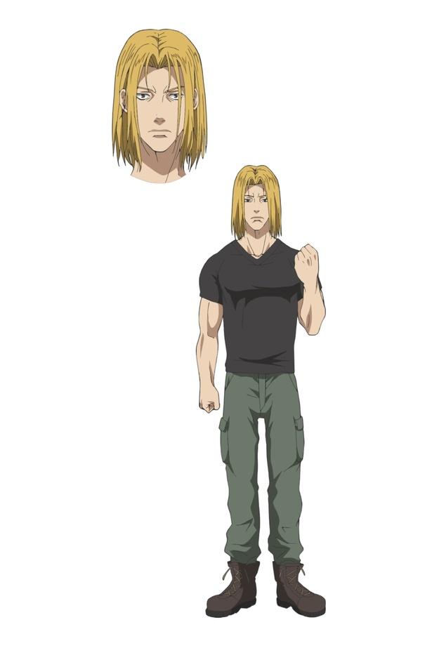 井良沢(CV:伊丸岡篤)は、人を殴ることで快感を得る、ボクサー崩れの殺し屋