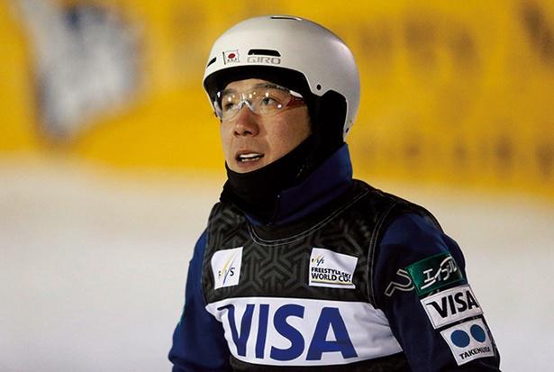 【写真を見る】転向から12年!37歳で初の五輪切符を手にした田原直哉