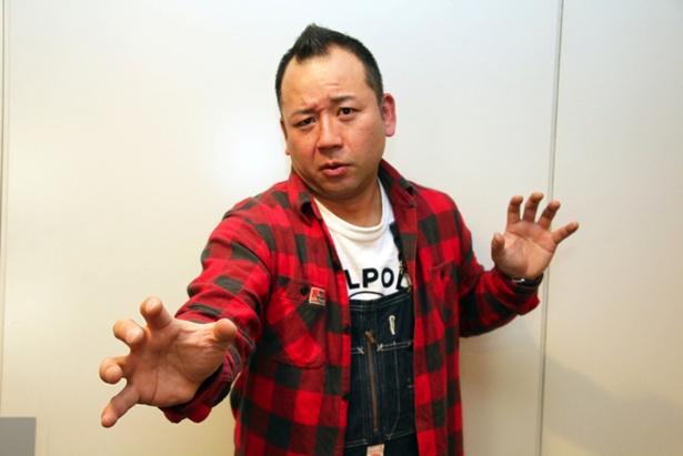 キングちゃん連載第9弾はバイきんぐ西村瑞樹!ずっとインタビューしたかった1人です。