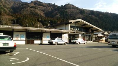 JR南木曽駅から妻籠宿経由で、昼神温泉に向かうよ!