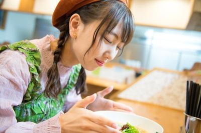 「ご対麺♡」