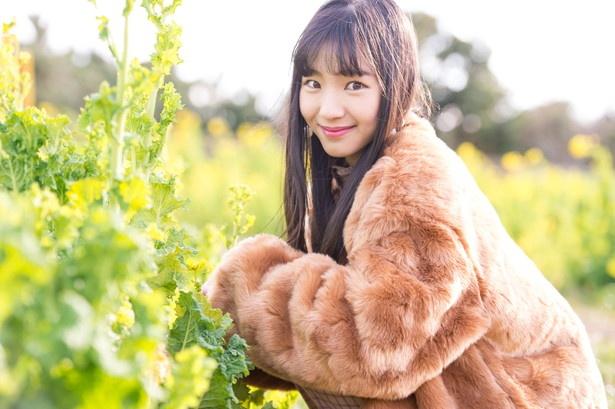 人気連載「SKE48のアルイテラブル!2」のスピンオフ企画として、「メンバーとこんなデートをしてみた~い♥」を勝手に妄想しちゃいました!今回の彼女はチームEの末永桜花ちゃん♪