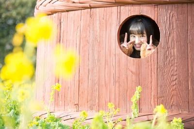 「木こりの家みたいでかわいい~!私ここに住んじゃおっかな(笑)」