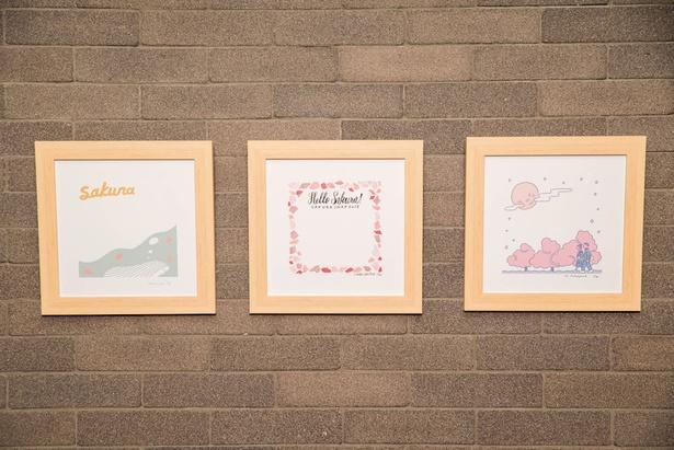 スタバのSAKURAシーズンを満喫!今年の「SAKURA SNAP」は人気アーティスト3名とコラボ