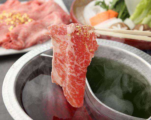 2月15日(木)、東京・銀座に、神戸牛しゃぶしゃぶ店「おもき 離れ」がオープンする