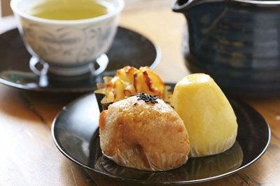 バター風味など3種のスイートポテト130〜(吉芋)