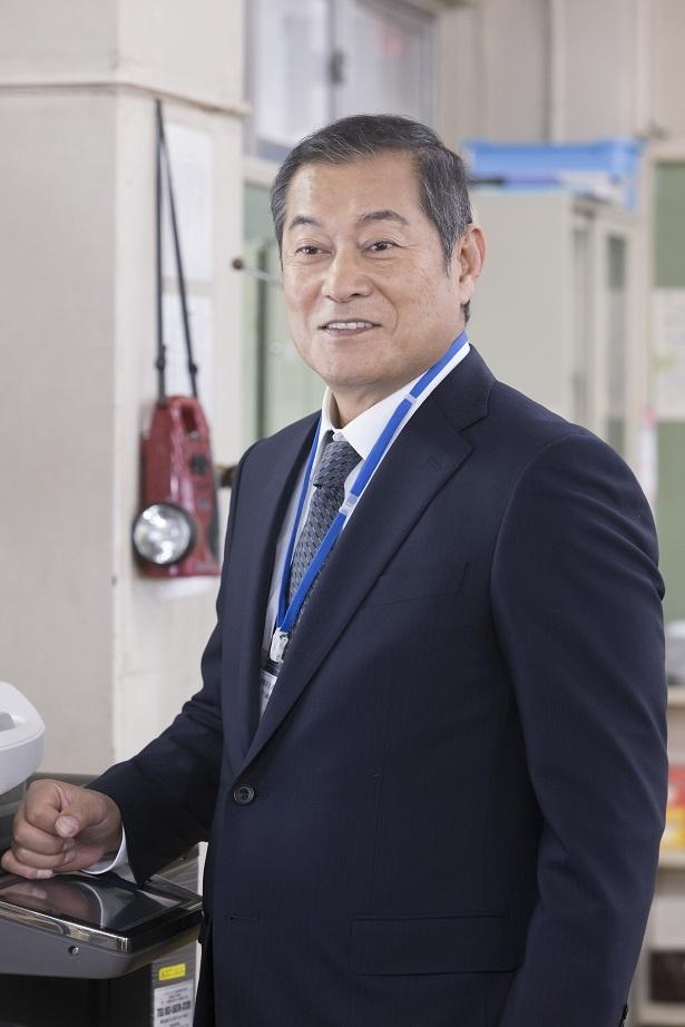 松平健が再びPTA役員に!