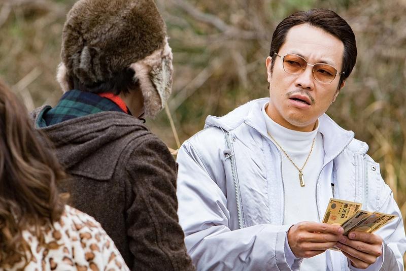 『サニー/32』で扮する、ヤンキー春樹先輩の役柄に注目!