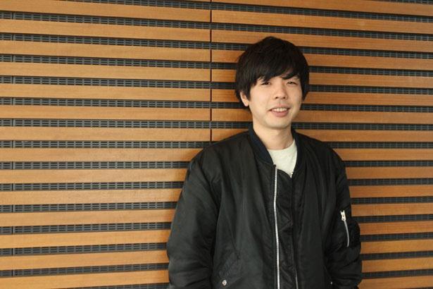 ドラマ「卒業バカメンタリー」でジュンを演じる、トリプルファイヤー・吉田靖直