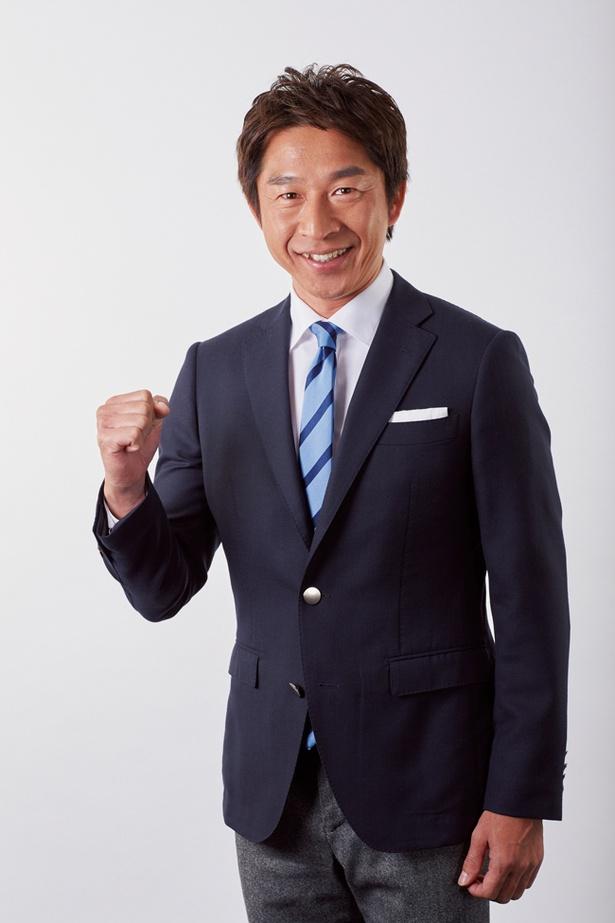 1998年長野オリンピックでは団体5位、個人6位入賞を果たした荻原次晴氏