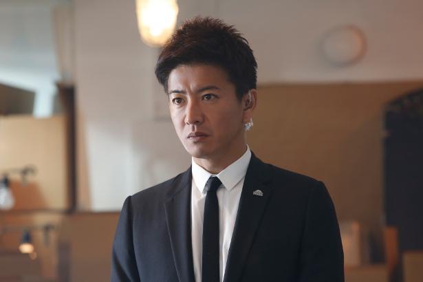 「BG~身辺警護人~」で主演を務める木村拓哉