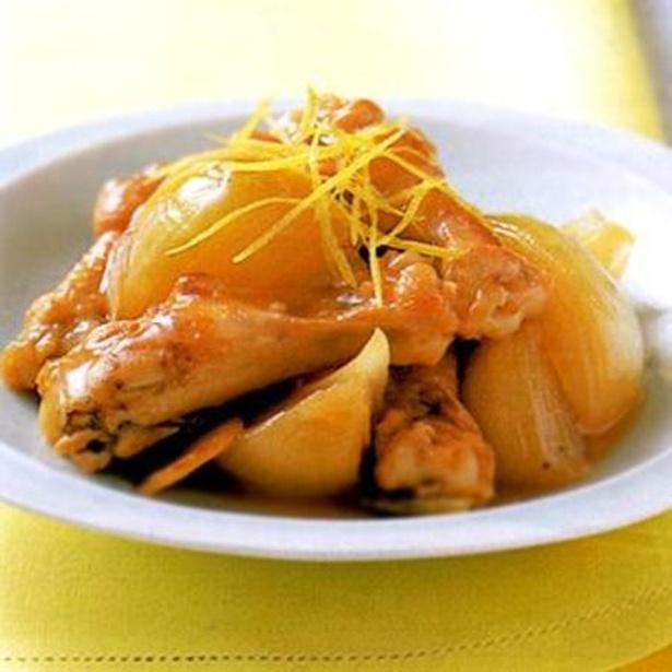 【関連レシピ】とり肉のレモン煮込み