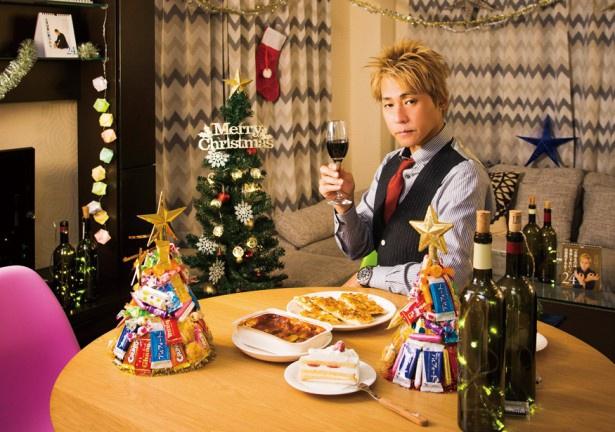 『おひとり専用ウォーカー』でクリスマス論を語ってくれたヒロシさん
