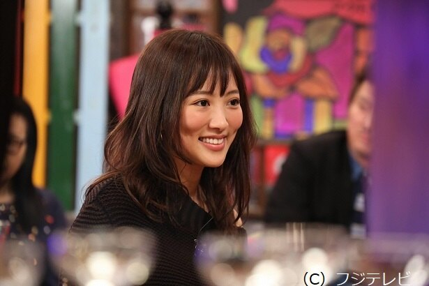 2月15日(木)放送の「アウト×デラックス」(夜11:00-11:40、フジテレビ系)にゲスト出演する夏菜。