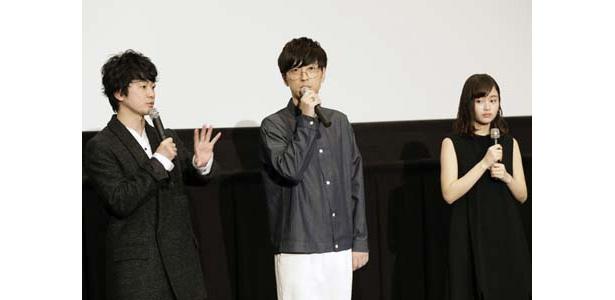 「コードギアス 反逆のルルーシュ2叛道」初日舞台挨拶オフィシャルレポートが到着!