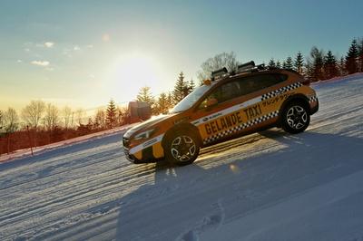 「ゲレンデタクシー」は2014年2月が初開催。2018年シーズンで5周年となる