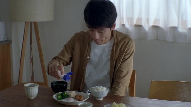 坂口健太郎は普段も塩派なんだとか