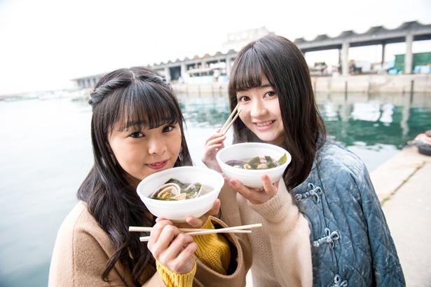 海鮮汁は毎回人気のため、早めの時間を狙って行こう!