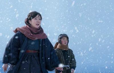 樺太から北海道に逃れた江蓮てつと修二郎を待っていたのは厳しい寒さと飢えだった