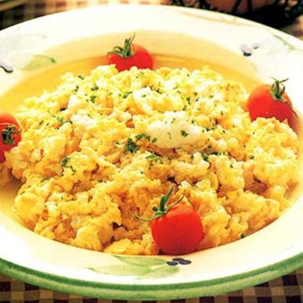 【関連レシピ】ツナ入りふわふわ卵