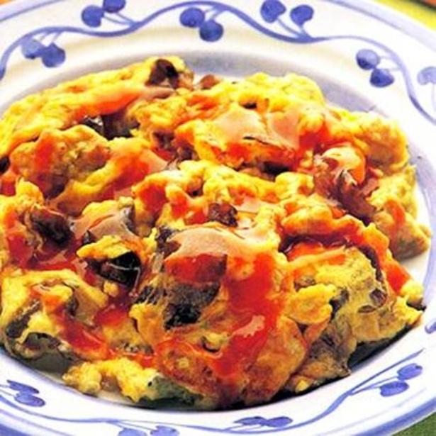 【関連レシピ】ふわふわ卵のチリソース