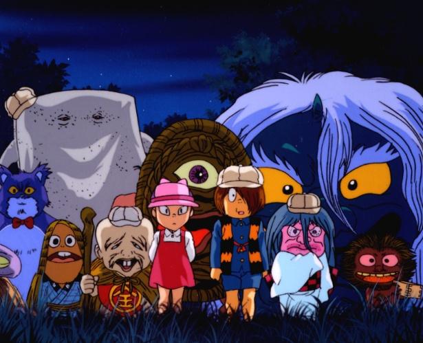 アニメ「ゲゲゲの鬼太郎」第6期キービジュアル第2弾公開!劇場7作品が無料配信決定!