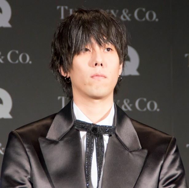 スーツの野田洋次郎