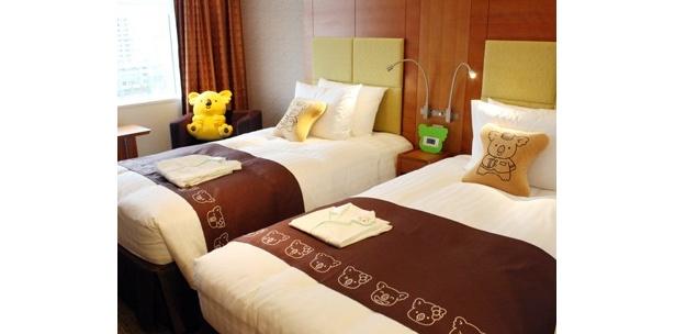 お菓子メーカー「ロッテ」が展開する日本初のホテル「ロッテシティホテル錦糸町」(墨田区錦糸町)は、ビジネスマンからファミリーまでさまざまなニーズに合わせた種類豊富な部屋が特徴