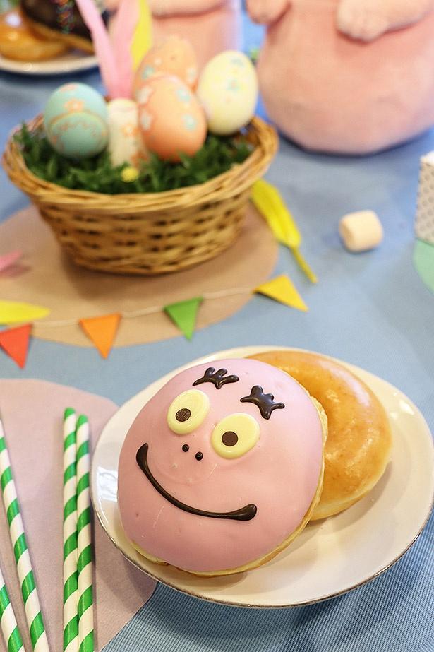 世界的人気キャラクター「バーバパパ」のドーナツが発売