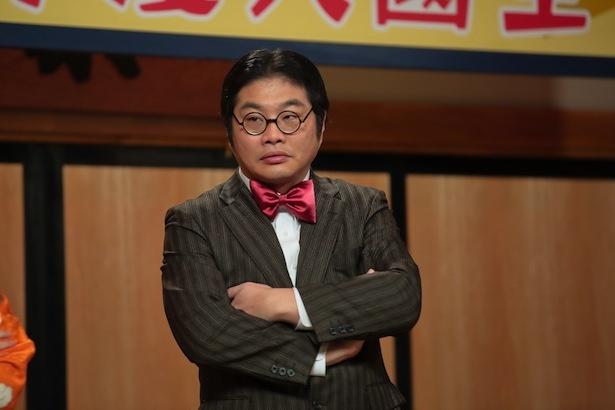 連続テレビ小説「わろてんか」に出演する松尾諭にインタビュー