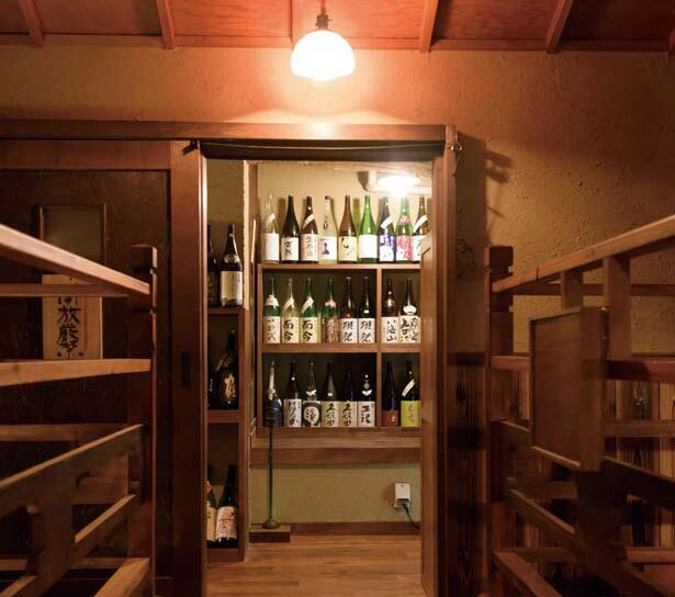 珍しい日本酒も/スタンド classic