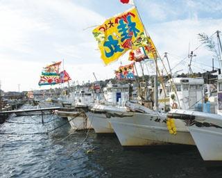 師崎漁港から足を延ばして島へ渡ろう!